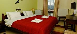 Ξενώνας Βικτώρια - Λουτρα Αμαράντου - Εσωτερικό δωματίου