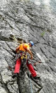 Ξενώνας Βικτώρια - Λουτρά Αμαράντου - Δραστηριότητα: αναρρίχηση