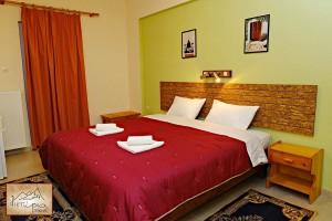 Ξενώνας Βικτώρια - Λουτρά Αμάραντου - Δωμάτιο