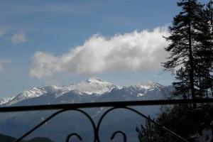 Ξενώνας Βικτώρια - Λουτρά Αμάραντου - Θέα από μπαλκόνι δωματίου